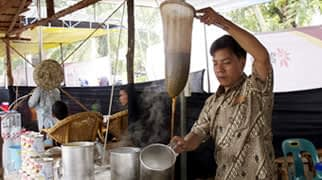 Kopi Aceh · How to taste in Weh Island · Aceh · Sumatra · Indonesia