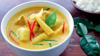 Curry · How to taste in Weh Island · Aceh · Sumatra · Indonesia